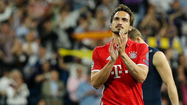 Hummels meninggalkan Bayern Munich dan kembali ke Borussia Dortmund