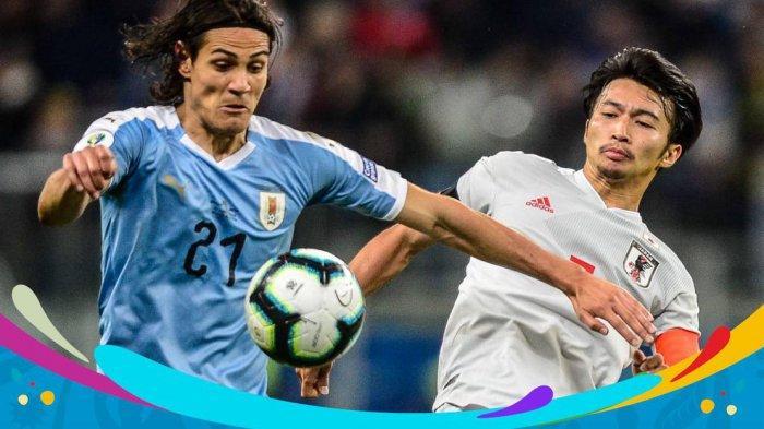 Urugay Bermain Imbang Dengan Jepang di Copa America