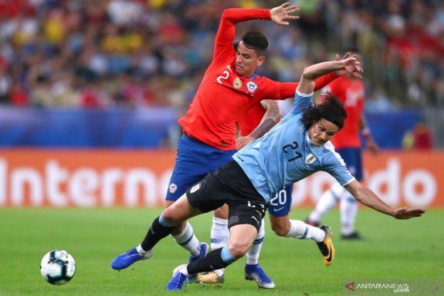 Uruguay Masuk Perempat final Copa America