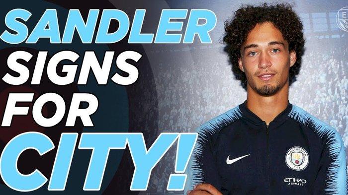 Manchester City akan Menyewa Bek Sandler selama Beberapa Tahun ke Anderlecht
