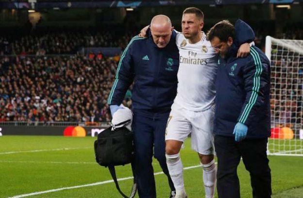 Zinedine Zidane: Eden Hazard Cedera Belum Tahu Kapan Dapat Membela Real Madrid